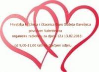 Radionica - Valentinovo 2018